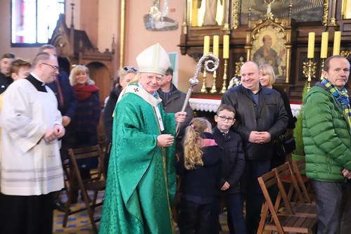 Msza św. dla MPK | Abp Marek Jędraszewski, 17.02.2019