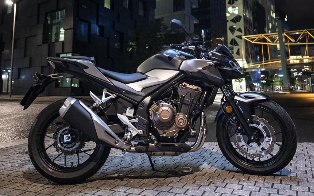 Honda CB 500 F 2019 - 7