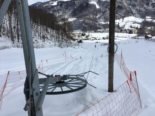 Skilift Riedern