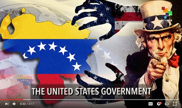 Eva Golinger: Venezuela is in the Center of a Geopolitical Battlefield