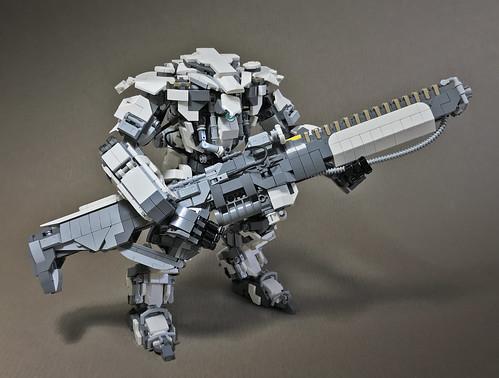 LEGO Robot Mk17-06
