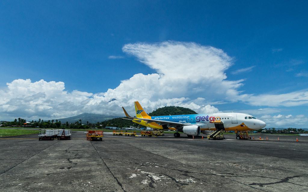 Luzon airport