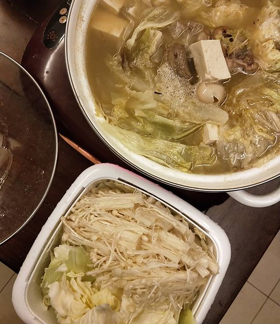 20190212 ✓阿母的薑母鴨 有阿母真好 #葛蘿的餐桌 #葛媽媽ㄟ灶腳