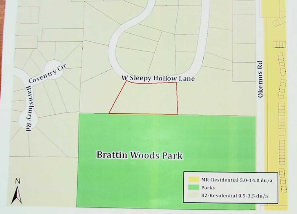 Land Donation at W. Sleepy Hollow Lane Approved
