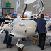 D-EAQA - 2016 build Aquila AT-01 (A211T), part of the indoor exhibition at Friedrichshafen during Aero 2017