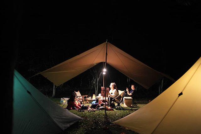 20190227 不露 會blue #歐北露 #campinglife #ilovecamping #locusgear #tiitent