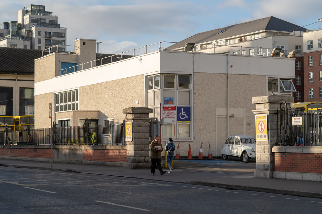 DUBLIN BUS DEPOT RINGSEND ROAD - FEBRUARY 2019 001