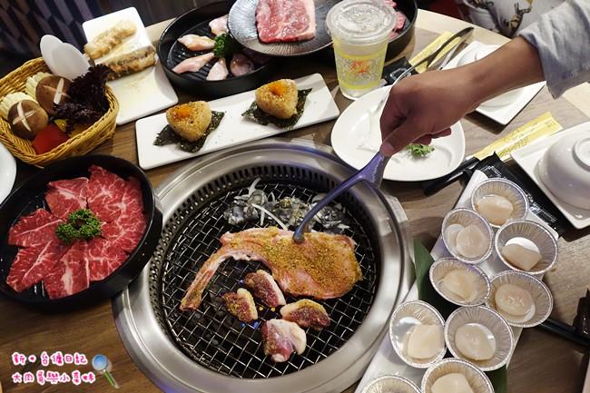 燒BAR 新竹燒肉吃到飽 干貝 菲力牛 松阪豬 手搖杯飲料無限暢飲 (35)
