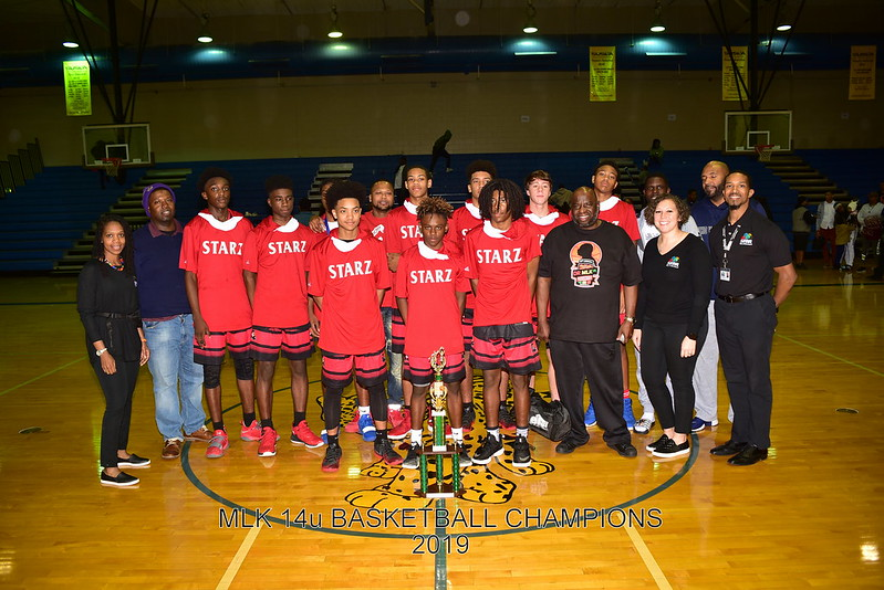 MLK Hoops Tournament 2019