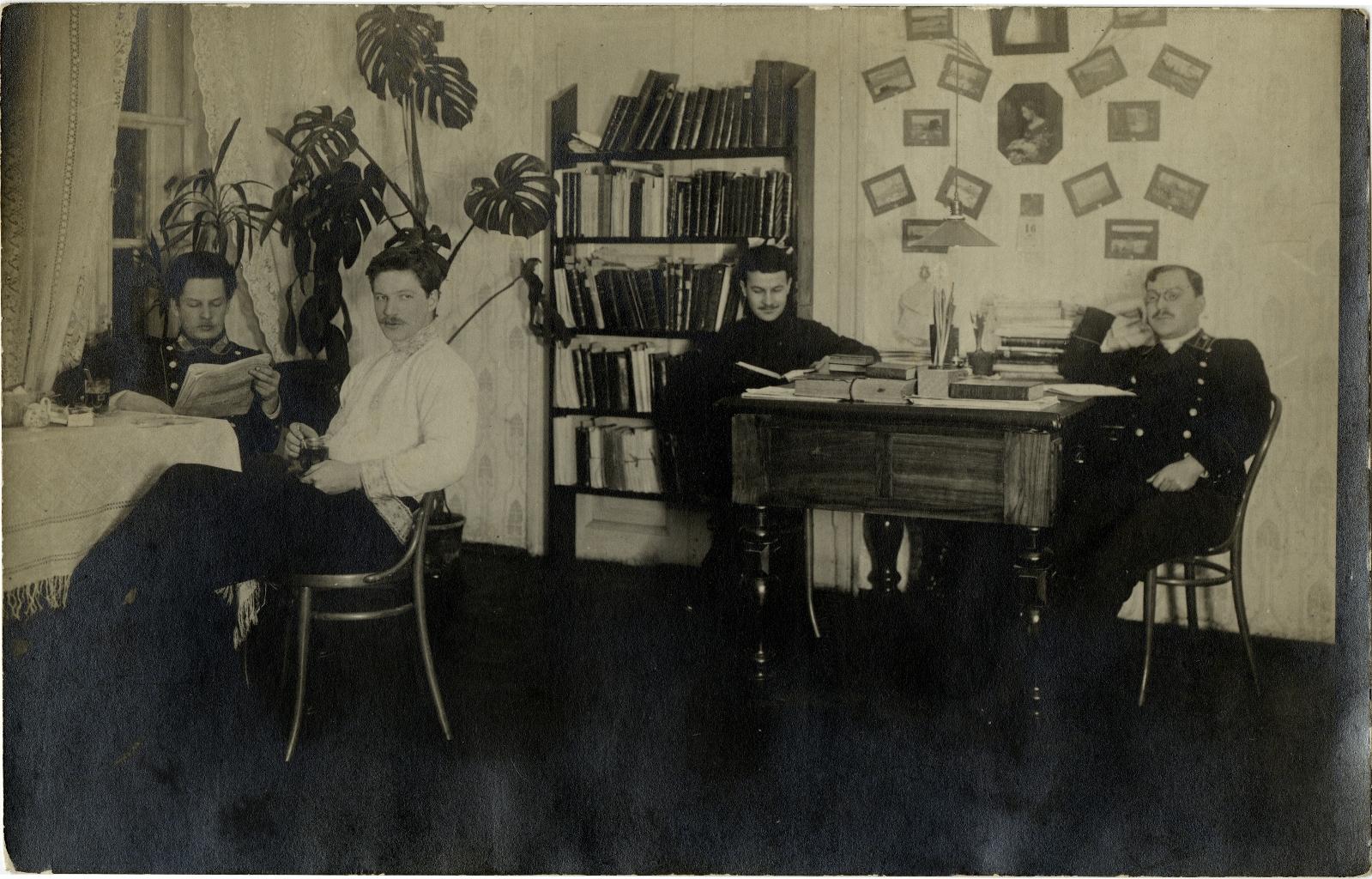 Свободное время студентов Московской Духовной Академии