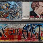 East Side Gallery (Collage)
