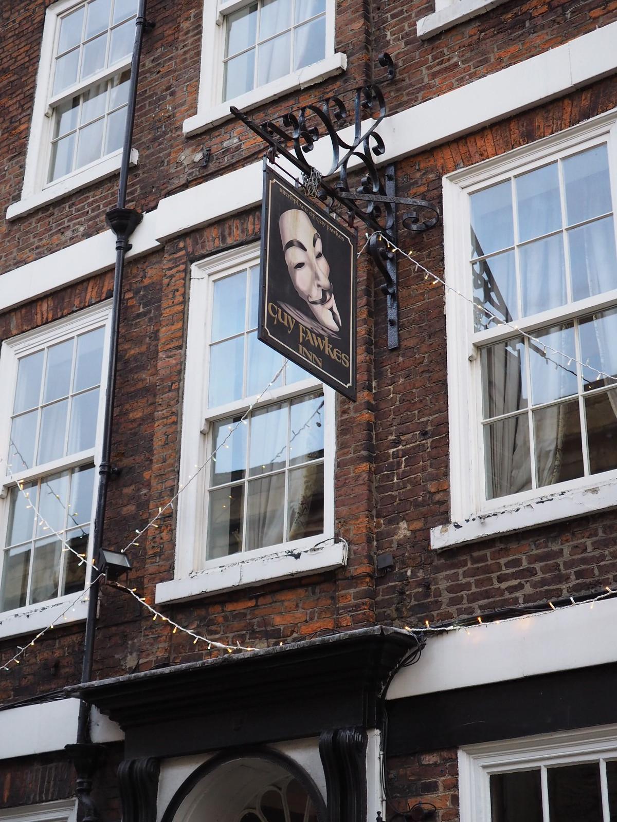 Guy Fawkes Inn