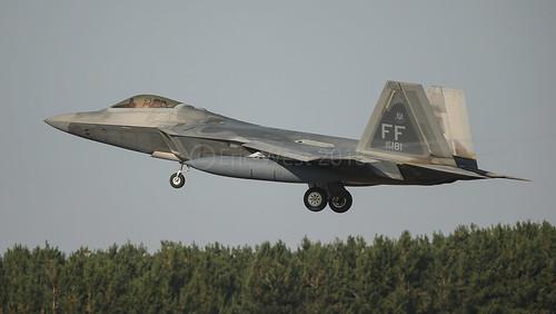 09-4181/FF  F-22 RAPTOR USAF