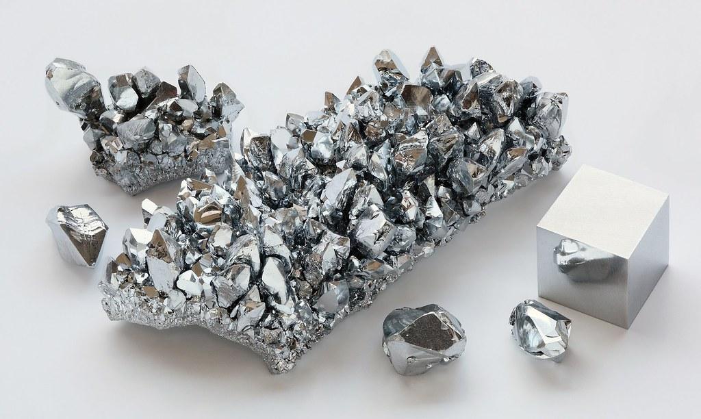 21 интересный факт про хром цветная металлургия