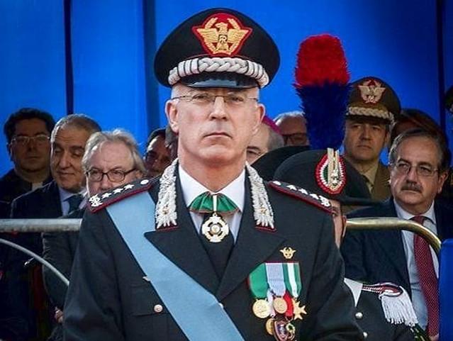 Generale Carabinieri Giovanni Nistri