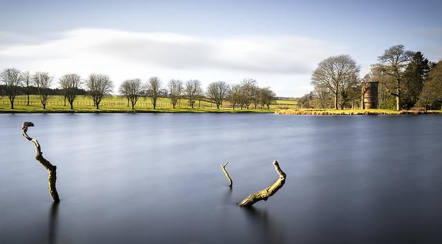 Dalswinton Loch, Nikon D810, AF Nikkor 35mm f/2D