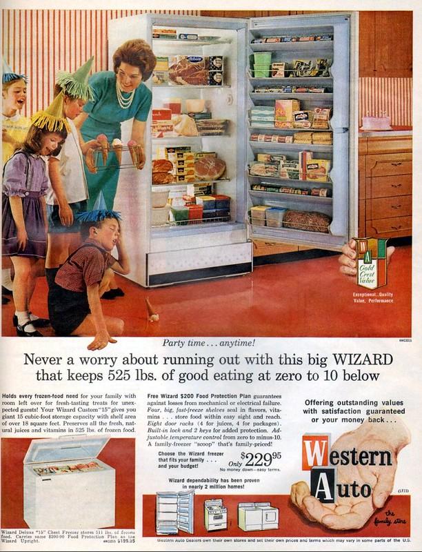 Western Auto, Wizard 1963