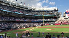 New York Yankees vs Toronto Blue Jays ,Separated 15, 2018