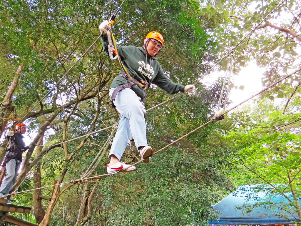 MONKEY BLOCK野猴子戶外探險夏令營(兩光媽咪柳幼幼) (50)