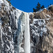 Yosemite Bridalveil Falls Fine Art Winter Photography Nikon D850 AF-S NIKKOR 28-300mm f/3.5-5.6G ED VR Winter Snow Fine Art! Nikon D850 Yosemite National Park Winter Snow California Landscape Photography! High Res 4k 8K! Elliot McGucken Fine Art