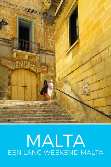 Lang weekend Malta, tips voor een lang weekend Malta   Malta & Gozo