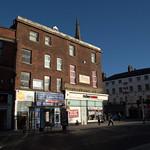 Corner of Lancaster Road, Preston