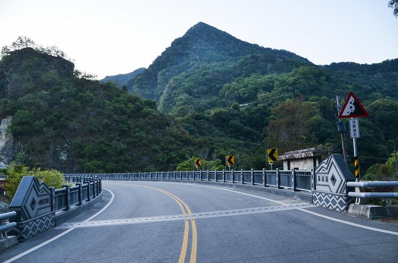 唉唉山新武橋頭登山口