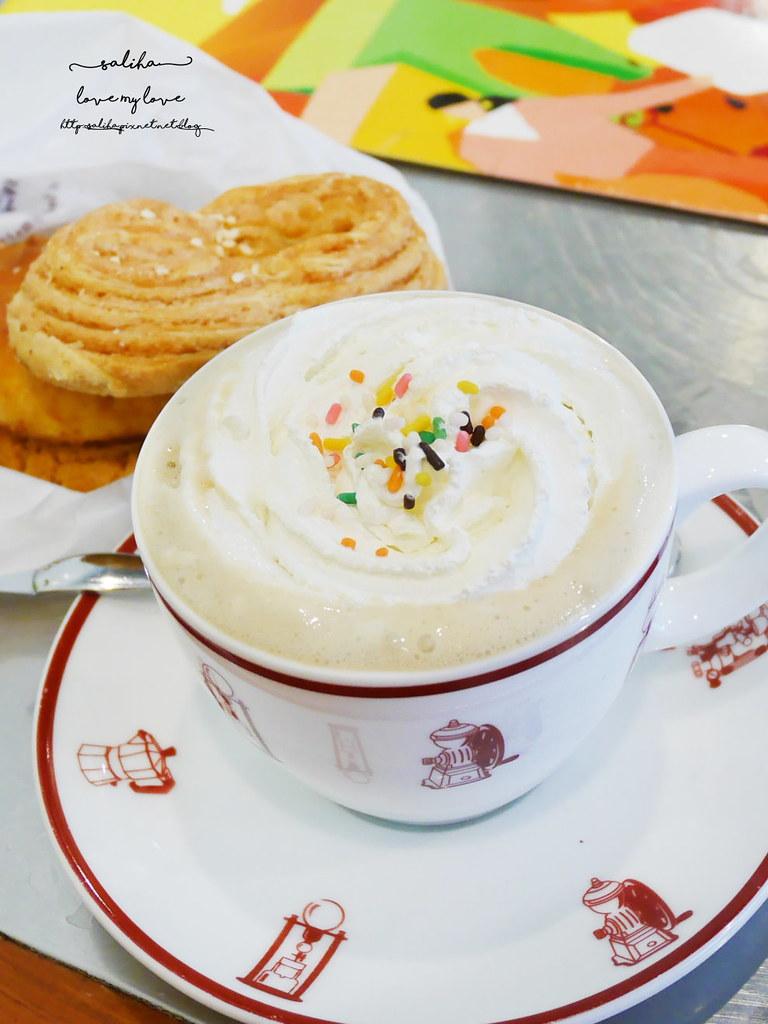 台北西門站紅樓附近不限時咖啡廳蜂大咖啡冰滴咖啡 (3)