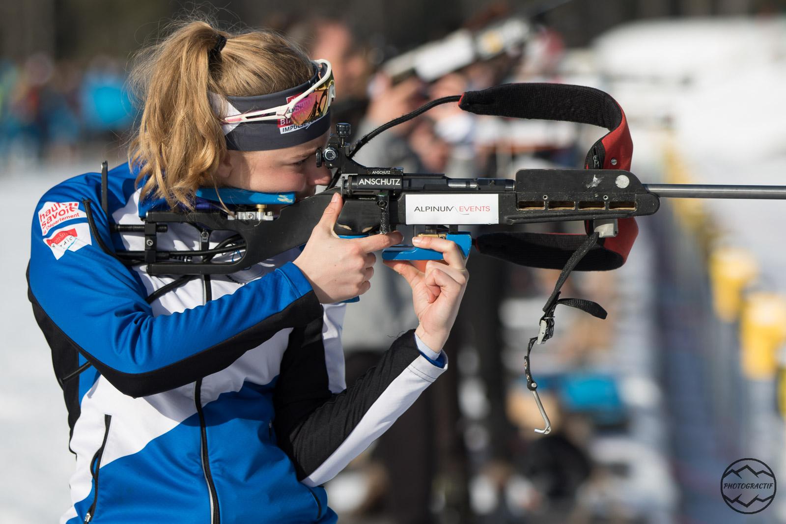 Biathlon Alpinum Les Contamines 2019 (107)