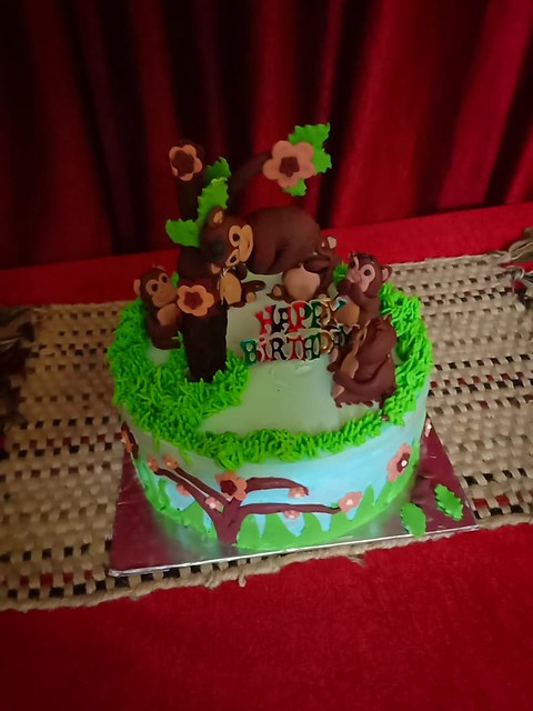 Cake by Nandita Muley