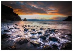 Talisker Bay Sunset