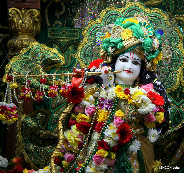 03 March 2019 Sringar Darshan ISKCON Juhu