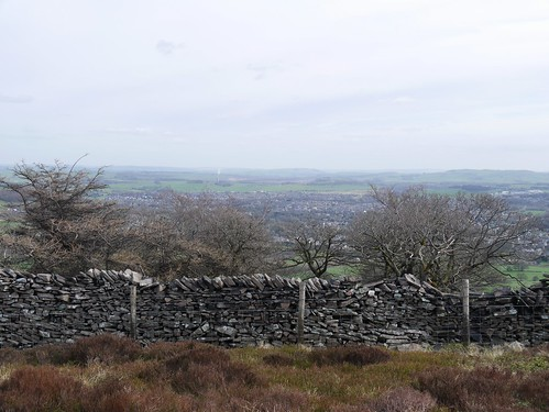 Buxton from Burbage Edge