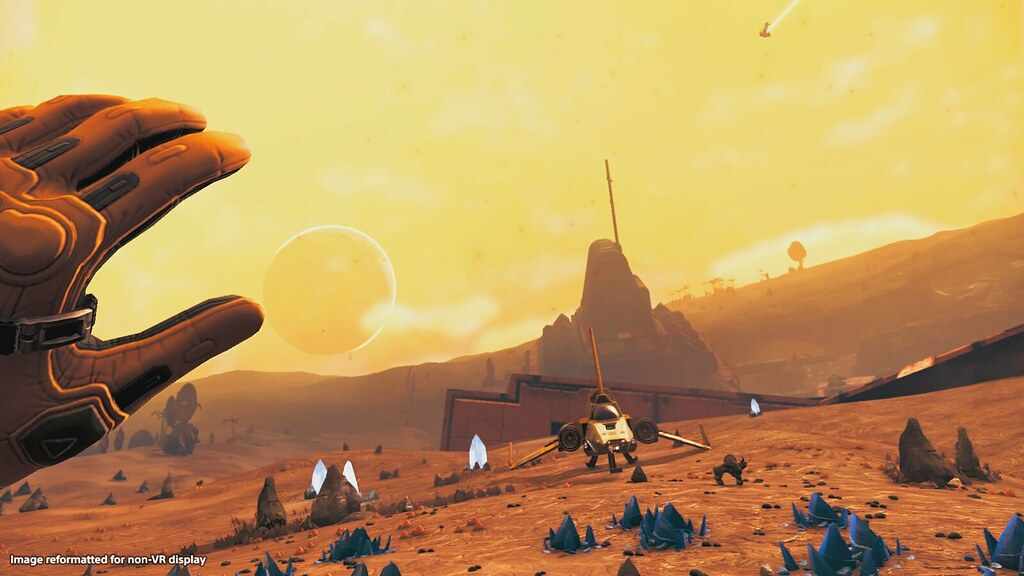 No Man's Sky (PS VR)