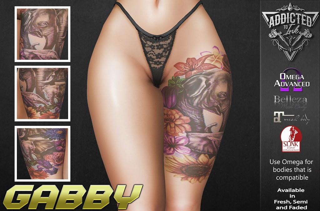 Gabby-Ad - TeleportHub.com Live!