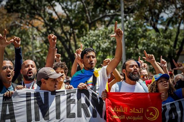 Imperialismo em xeque: as vozes de resistência aos EUA na América Latina