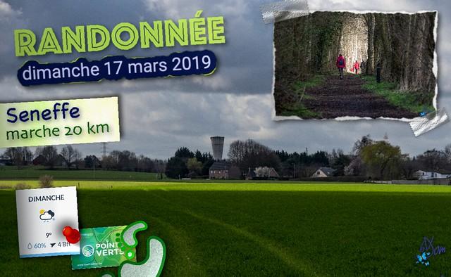 2019 - randonnée - Seneffe