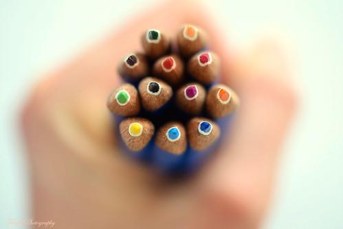 Like pencils...
