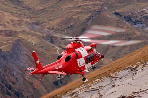 AgustaWestland AW109SP Da Vinci