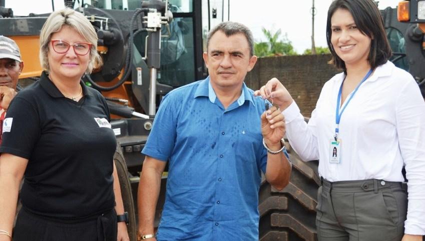 Chico Tozetti, prefeito de Pacajá