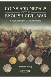 Coins and Medals of the English Civil War book cover