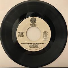 KRAFTWERK:AUTOBAHN(RECORD SIDE-B)