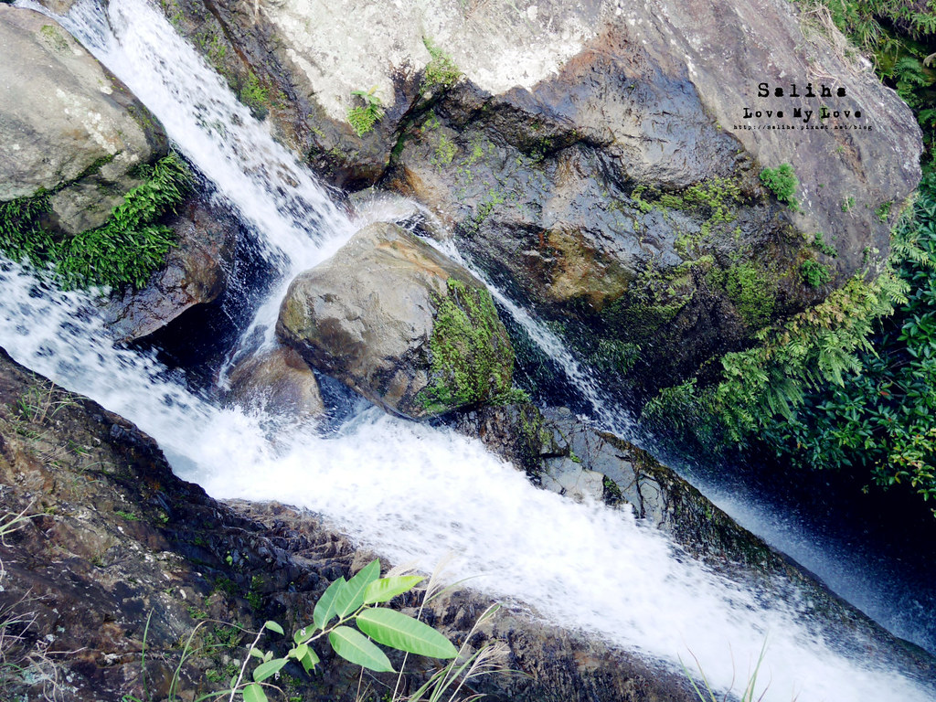 宜蘭礁溪旅遊景點秘境猴洞坑瀑布停留時間 (4)