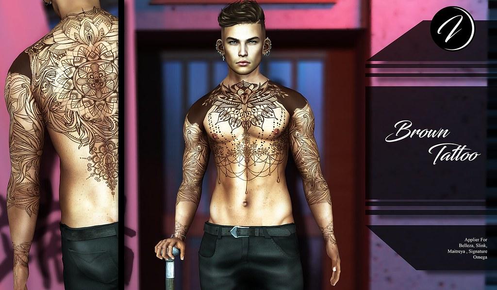 ..:: INKer ::.. Brown Tattoo