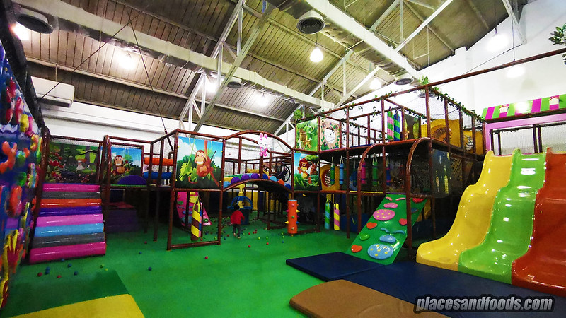 eastin thana city resort children playground
