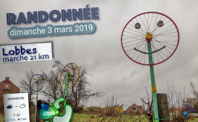 2019 - randonnée - Lobbes