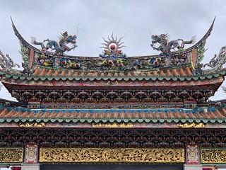 台湾旅行 龍山寺