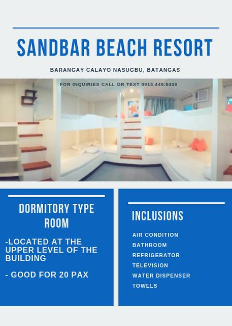 Sand Bar Beach Resort Calayo