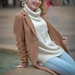 Posing at the Fountain at Plaça Reial by Thanks for 2 million views