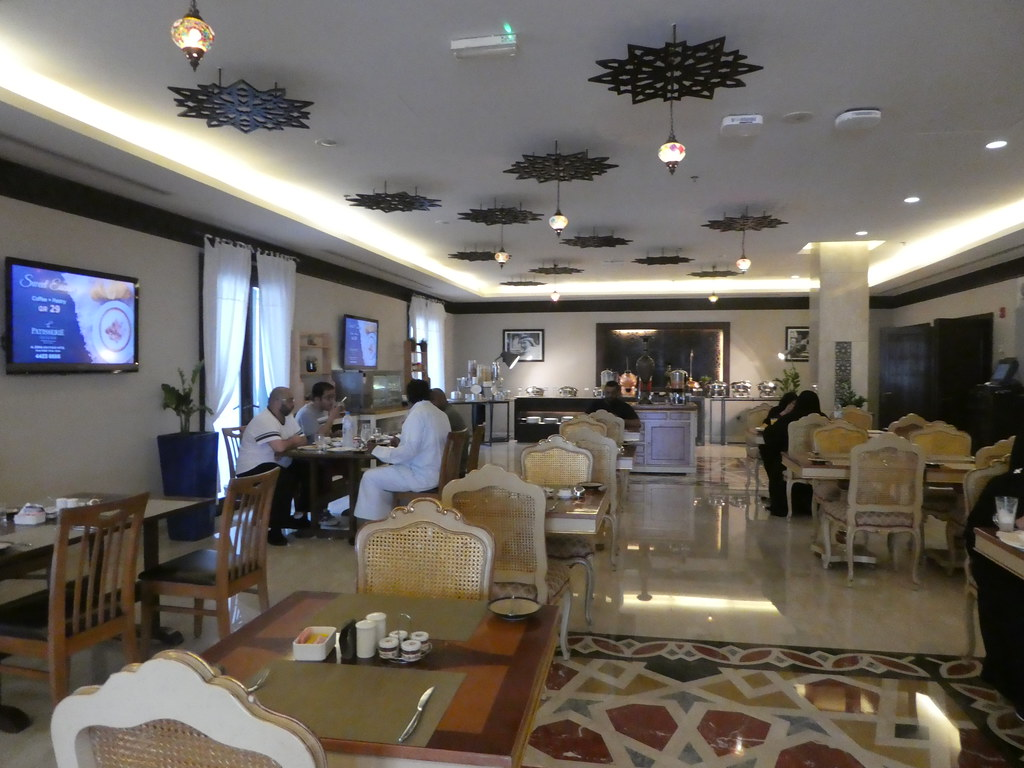 The Al Terrace Restaurant, Souq Waqif Boutique Hotel Doha